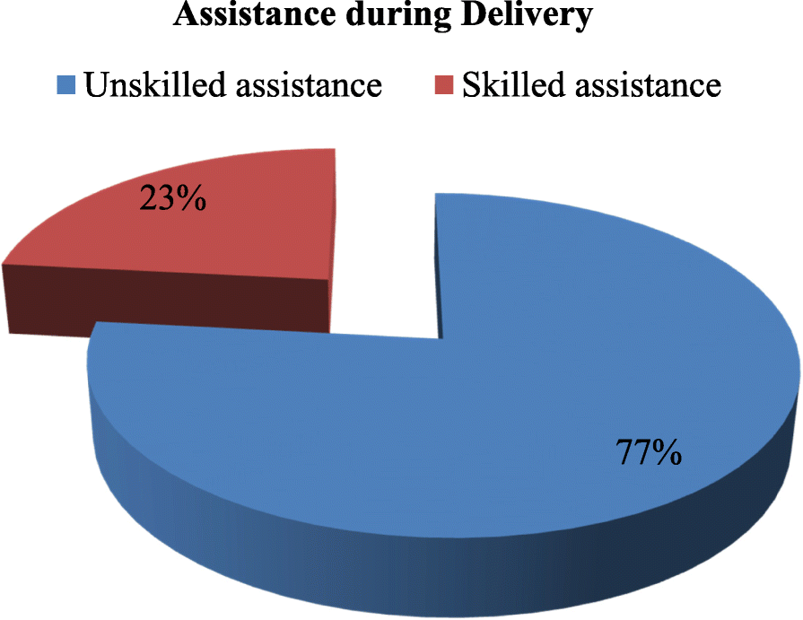 Multilevel analysis of factors associated with assistance