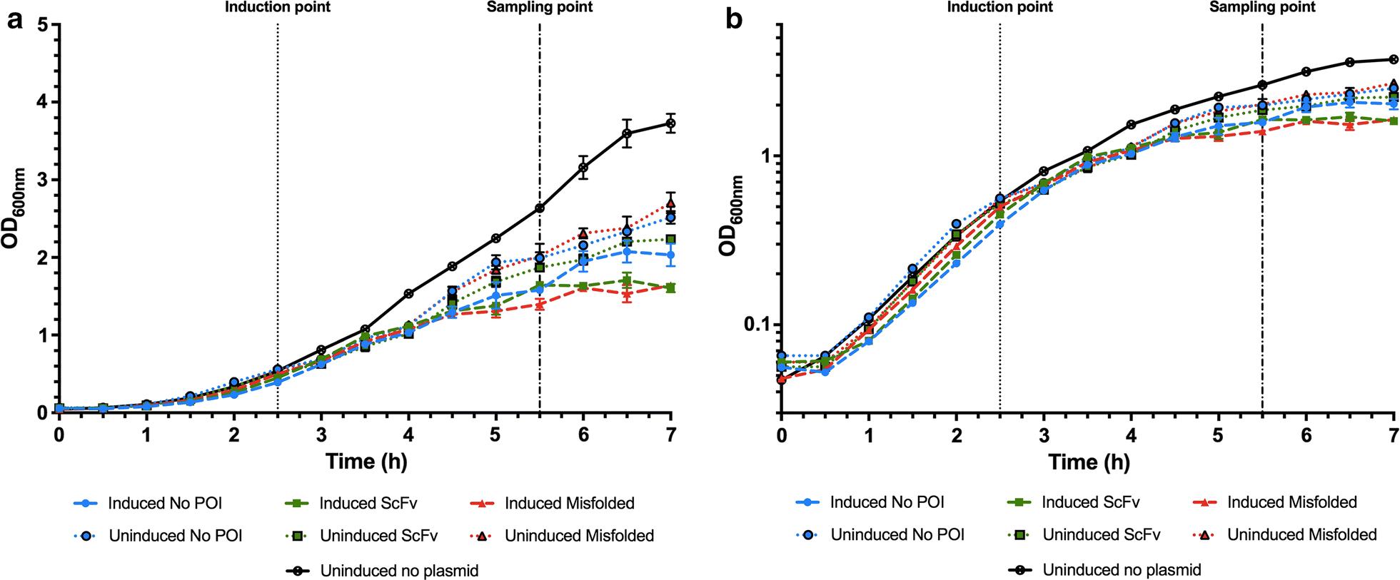 Comparative proteome analysis in an Escherichia coli CyDisCo