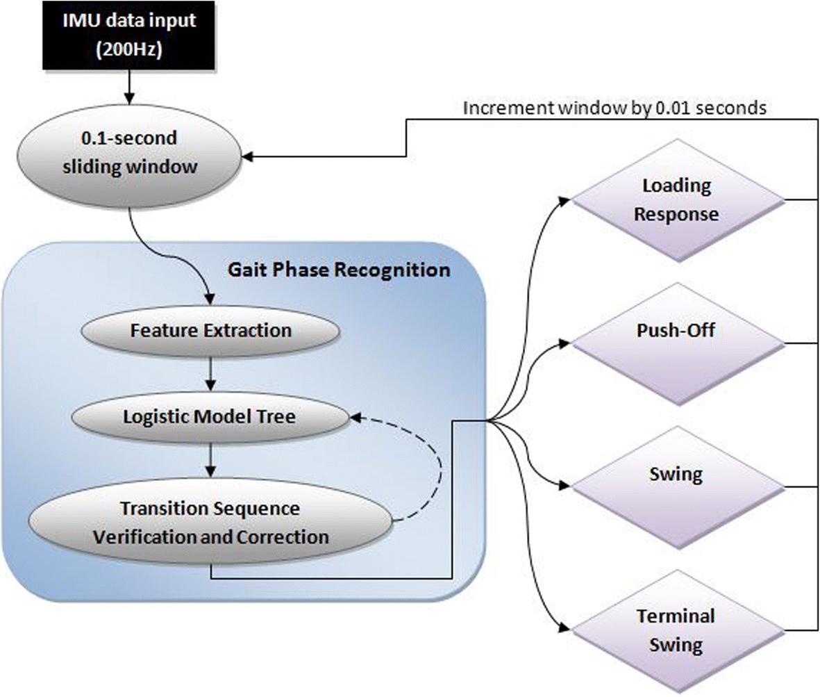 Design, development, and evaluation of a local sensor-based gait