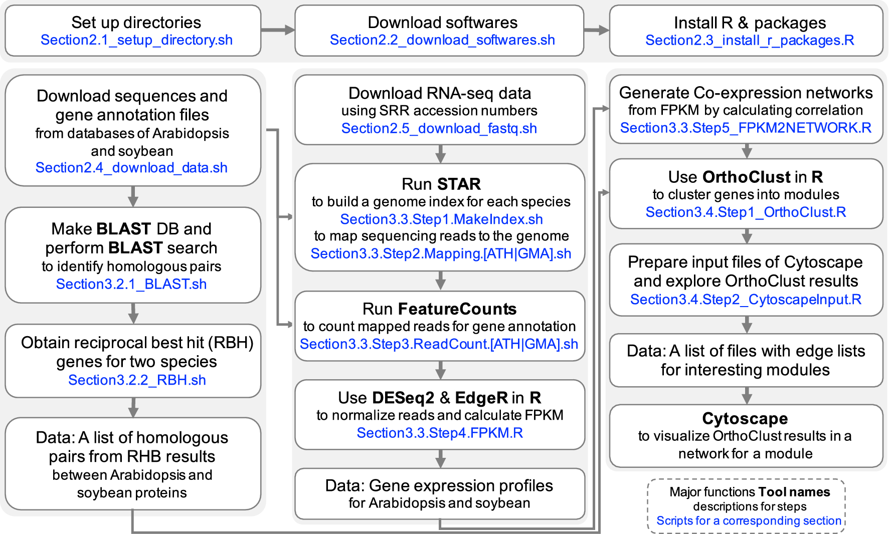 Comparing time series transcriptome data between plants
