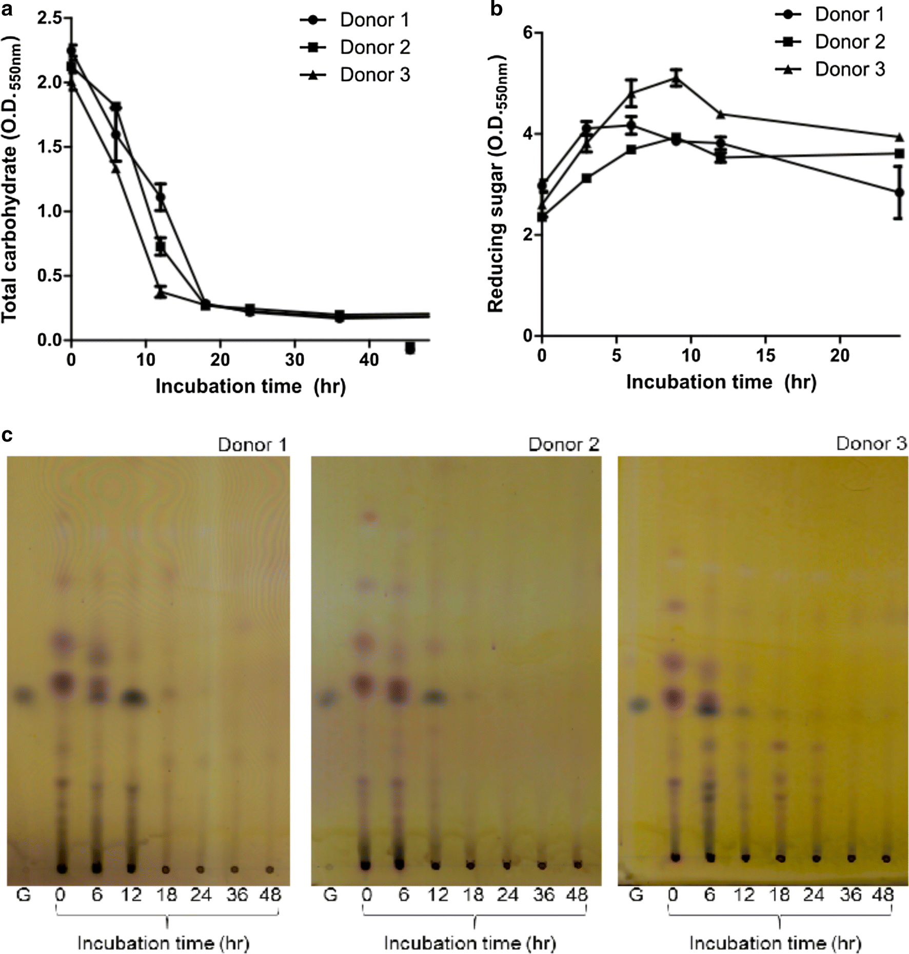 The influence of in vitro pectin fermentation on the human fecal