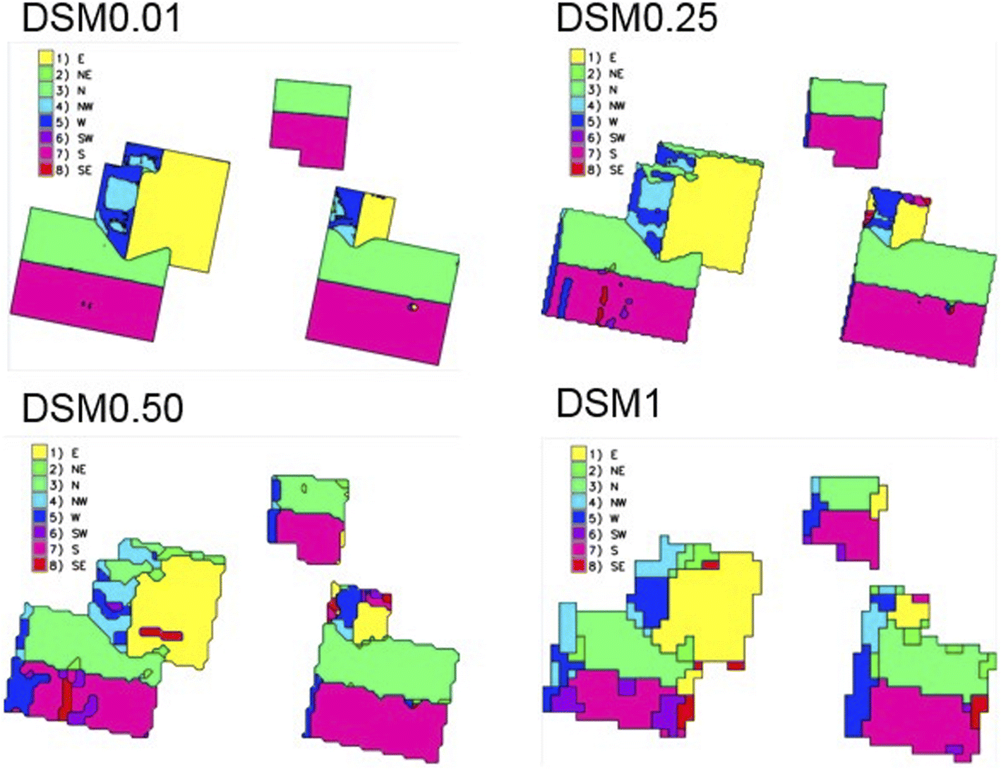 Spatiotemporal modelling for integrated spatial and energy