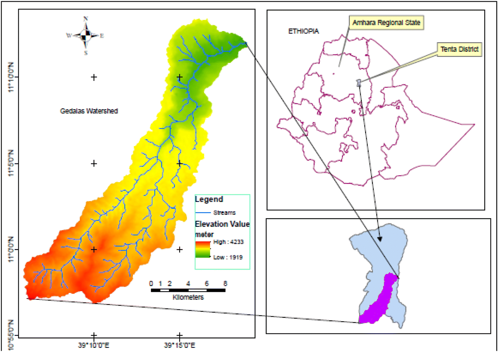 Soil erosion mapping and severity ysis based on RUSLE ... on