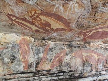 Aboriginal rock art dating