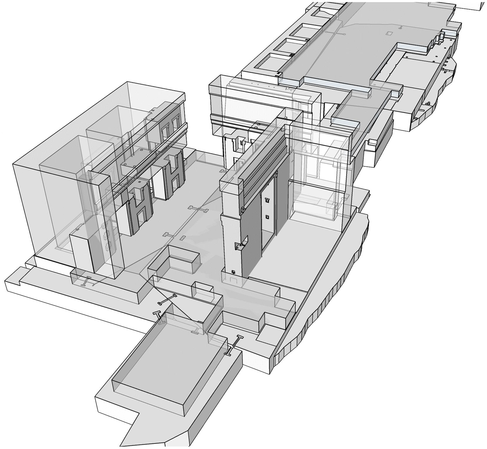 Reconstructing ancient architecture at Tiwanaku, Bolivia