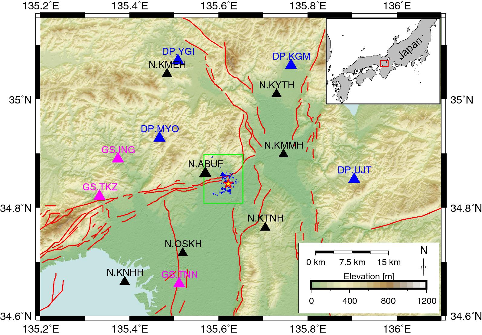 Seismotectonics of the 2018 northern Osaka M6 1 earthquake and its