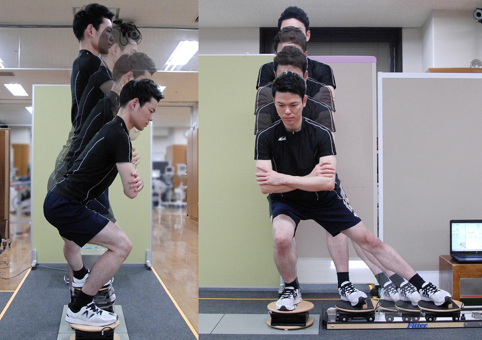 ERIK: an isokinetic exercise device for the lower limbs