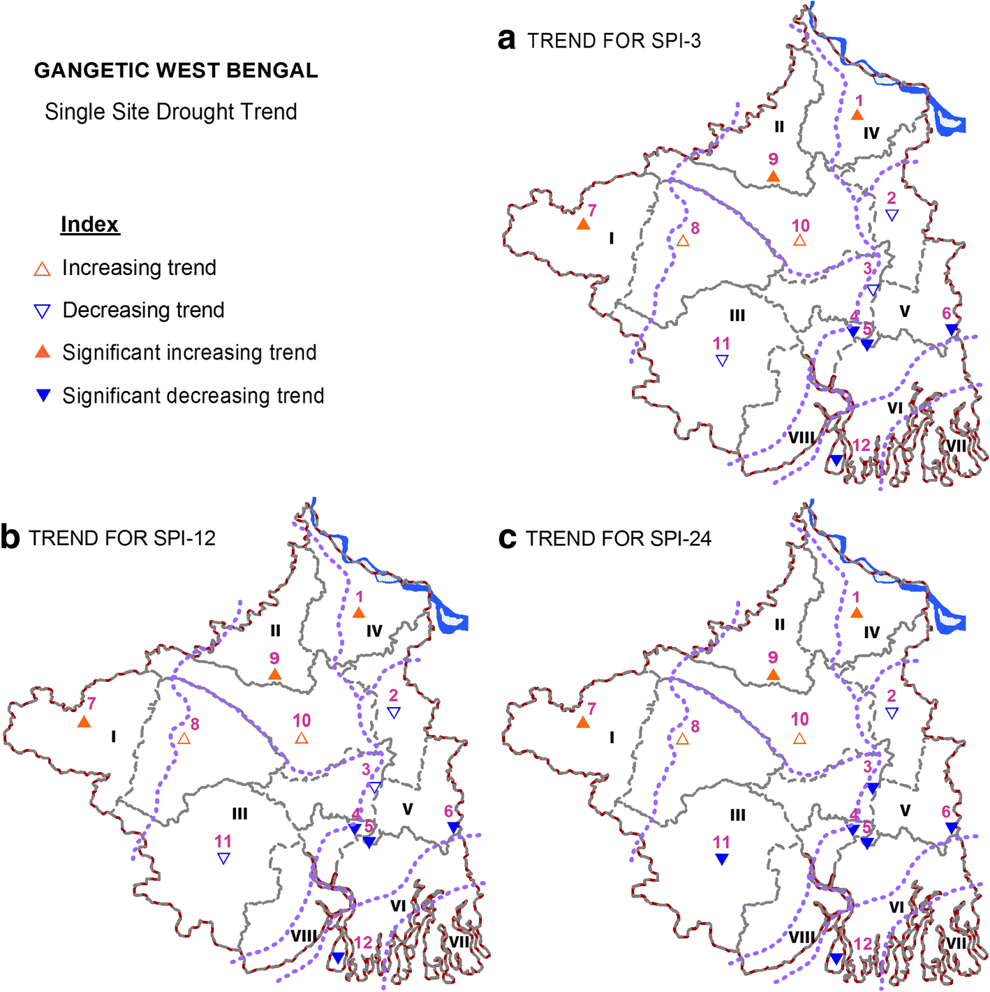 Spatial and temporal appraisal of drought jeopardy over the