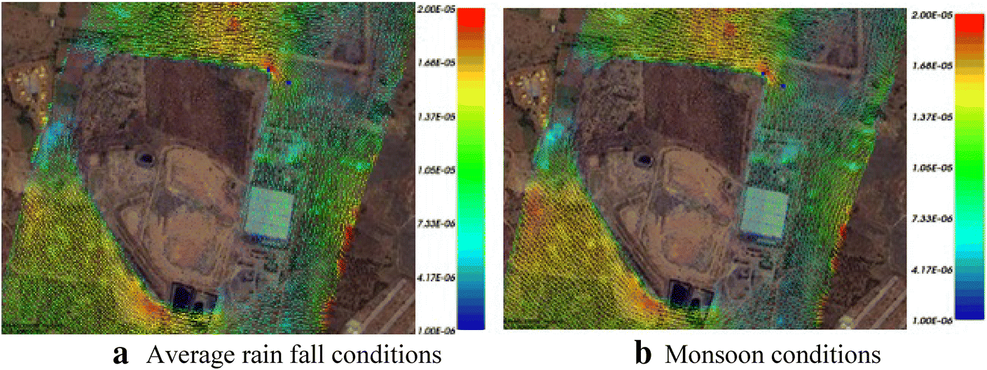 A study on contamination of ground and surface water bodies