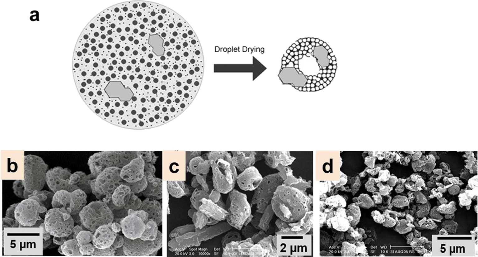Spray-Dried PulmoSphere™ Formulations for Inhalation Comprising