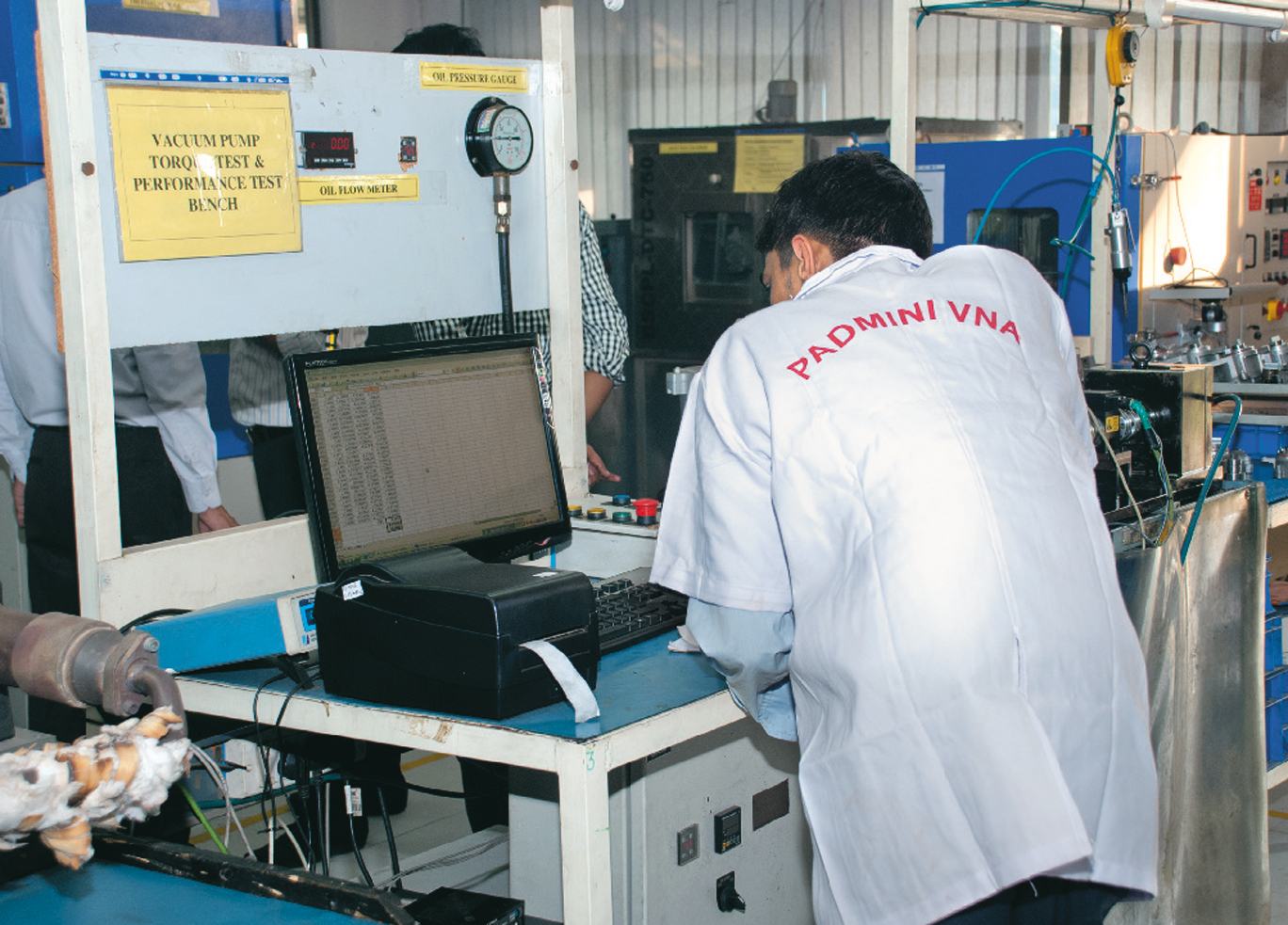 Padmini VNA Mechatronics Local Tech, Global Ambitions
