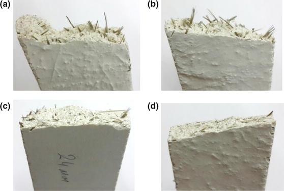 Usability of basalt fibres in fibre reinforced cement