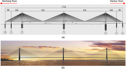 Seismic response study on a multi-span cable-stayed bridge