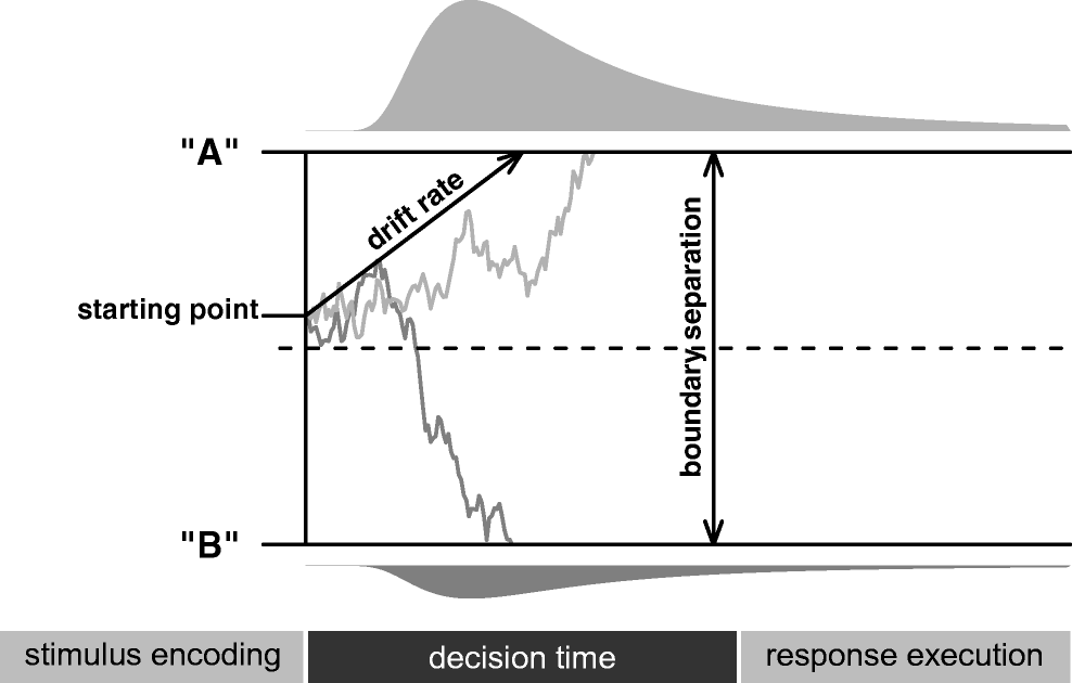 The Quality of Response Time Data Inference: A Blinded