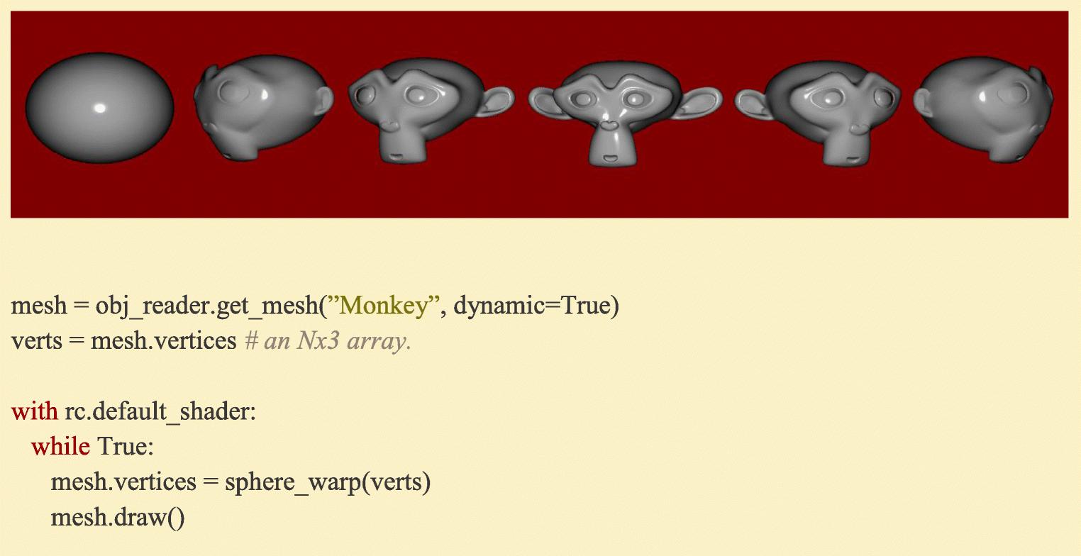 Ratcave: A 3D graphics python package for cognitive
