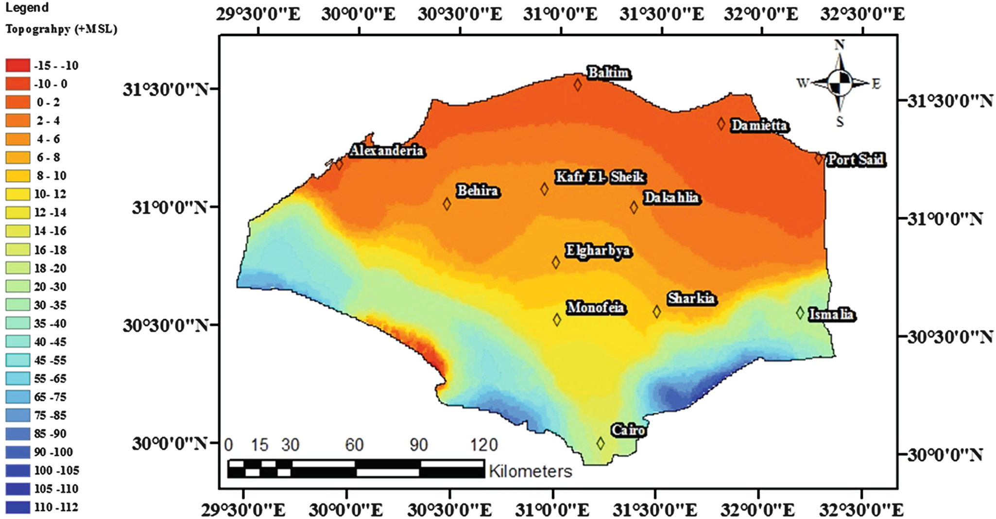 Integrated Groundwater Modeling for Simulation of Saltwater