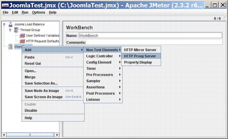 Testing a Site with ApacheBench, JMeter, and Selenium | SpringerLink