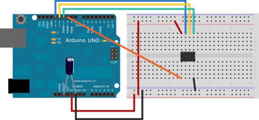 Using Arduino with PIC32 and ATtiny Atmel Chips | SpringerLink