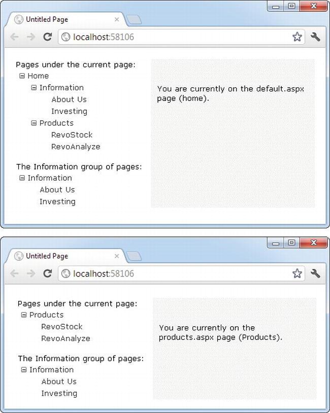 Website Navigation | SpringerLink