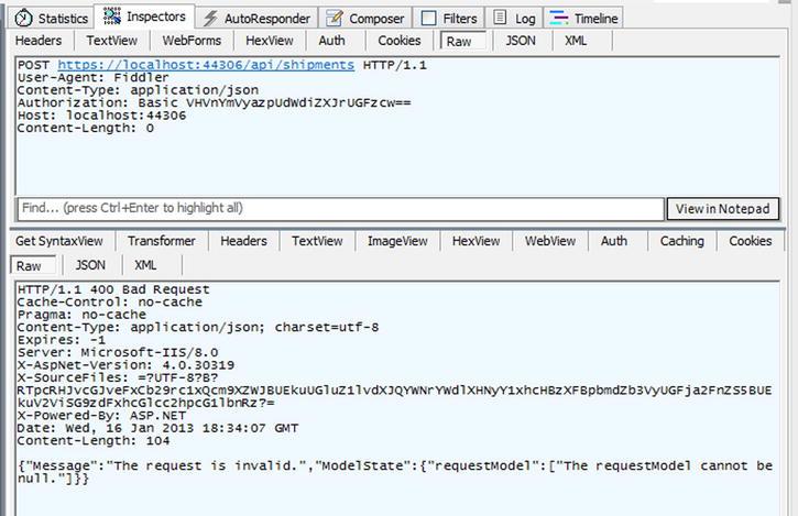 Sample Application: Building the Web API | SpringerLink