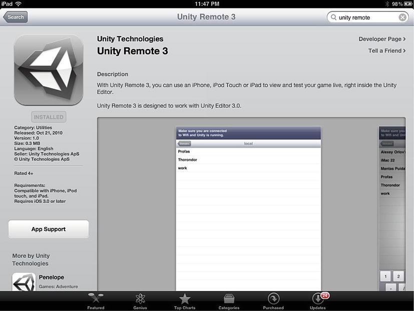 Using Unity iOS   SpringerLink