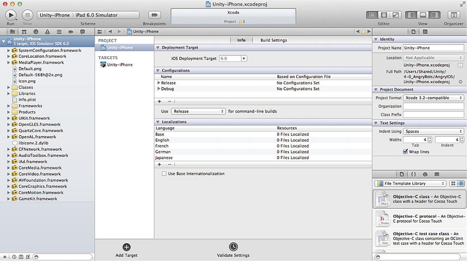 Using Unity iOS | SpringerLink