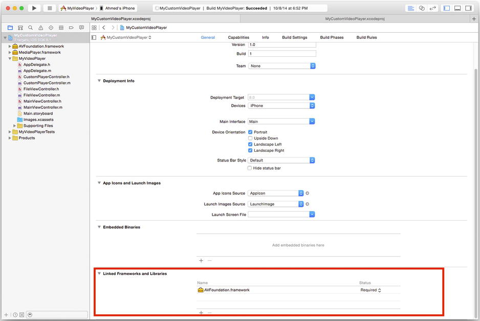 Building a Custom Video-Playback Interface | SpringerLink