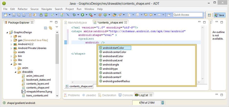 Advanced Graphics: Mastering the Drawable Class   SpringerLink