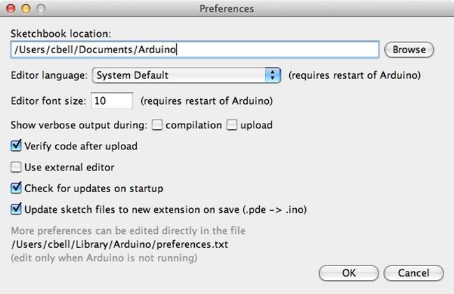 MySQL and Arduino: United at Last! | SpringerLink