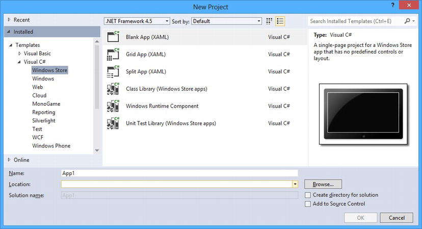 Getting Started with XAML | SpringerLink