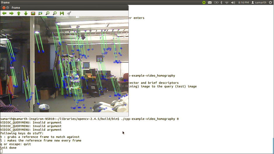 CV Bling—OpenCV Inbuilt Demos | SpringerLink
