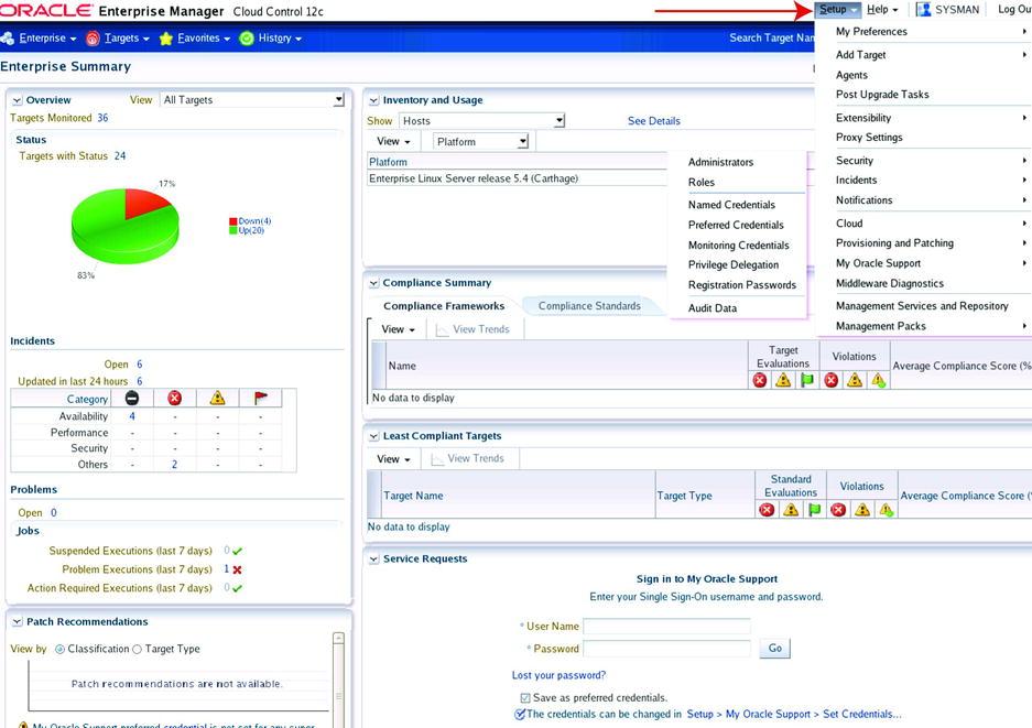 Defending Enterprise Manager 12C   SpringerLink