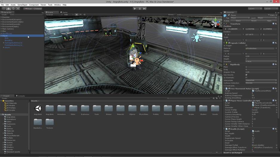 Unity Basics for 2D Games | SpringerLink