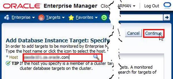 Oracle Enterprise Manager and the ODA | SpringerLink