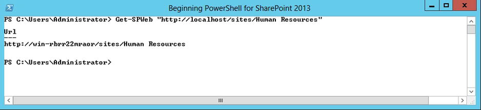 Managing SharePoint with PowerShell | SpringerLink