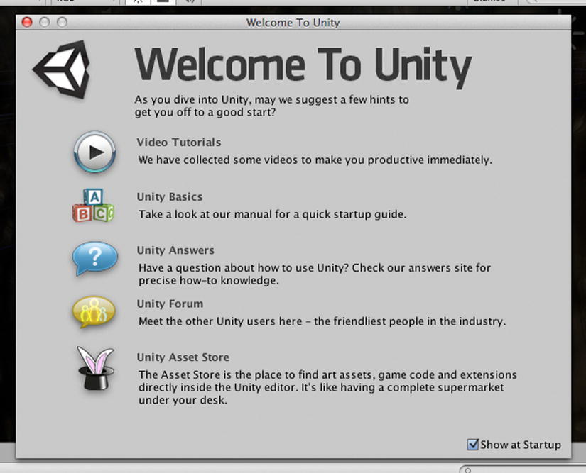 Getting Started with Unity   SpringerLink