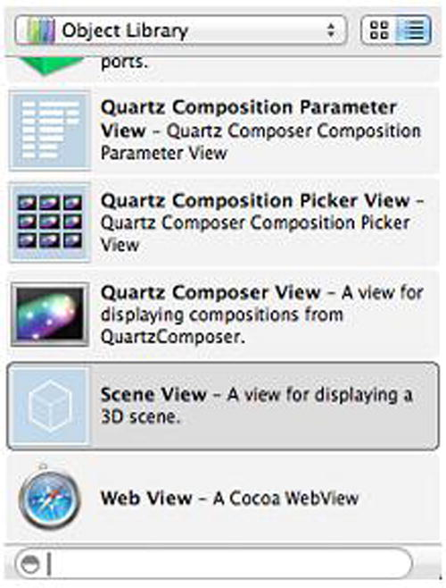 Rendering COLLADA Assets on Mac OS X with Scene Kit