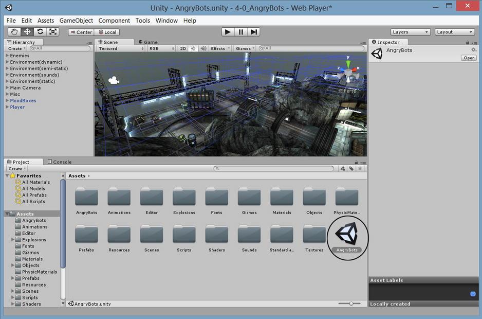 The Unity Editor | SpringerLink