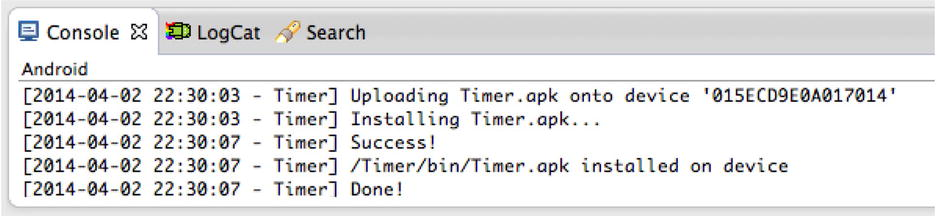Hello, Glass! Your First GDK App | SpringerLink