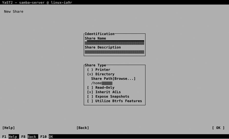 File Sharing: NFS, FTP, and Samba | SpringerLink