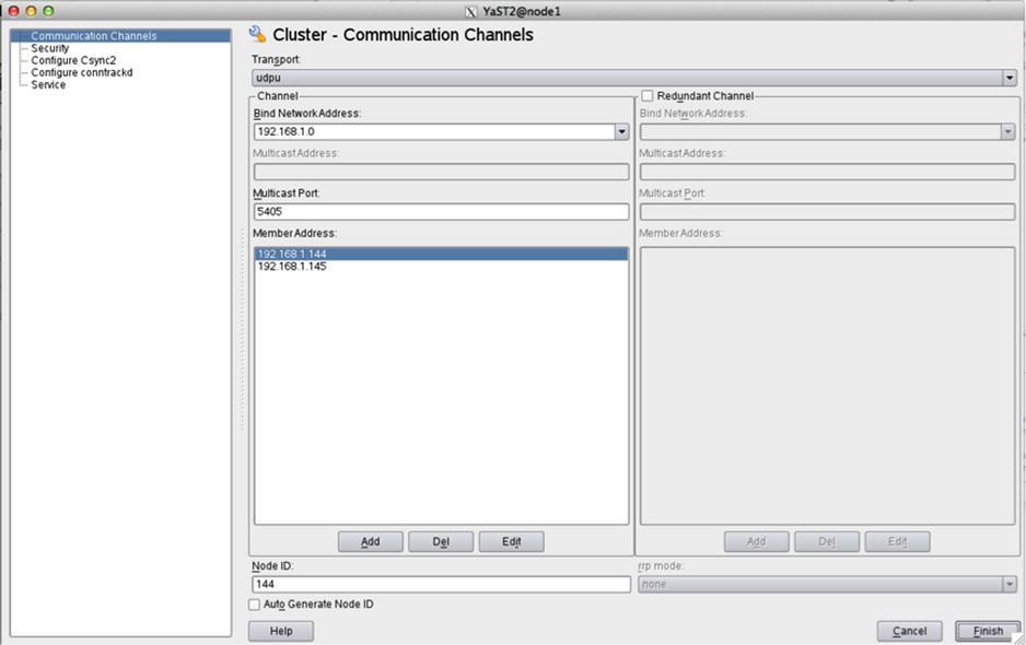 Creating a Cluster on SUSE Linux Enterprise Server | SpringerLink