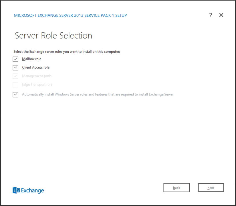 Installing Exchange Server 2013 Springerlink