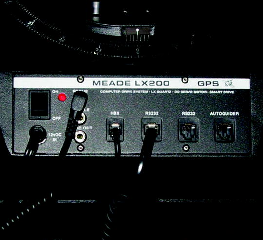 Meade LX200GPS/LX400 Series Telescopes | SpringerLink