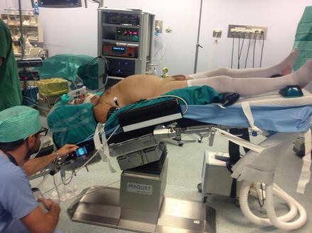 Patient Positioning For Robotic Pelvic Surgery Springerlink