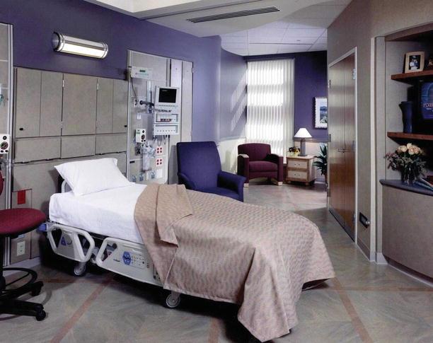 Architectural Design of Critical Care Units: A Comparison of