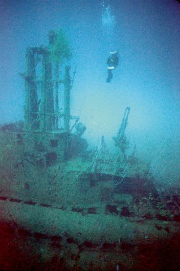 Bikini Atoll: Abandoning Hot Ships in a Cold War | SpringerLink