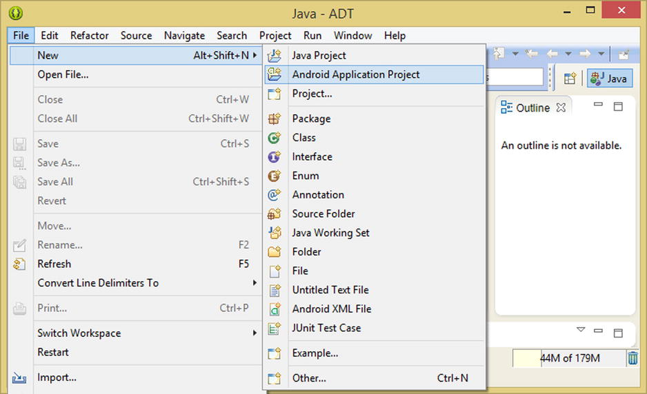 An Introduction to the Android Application Development