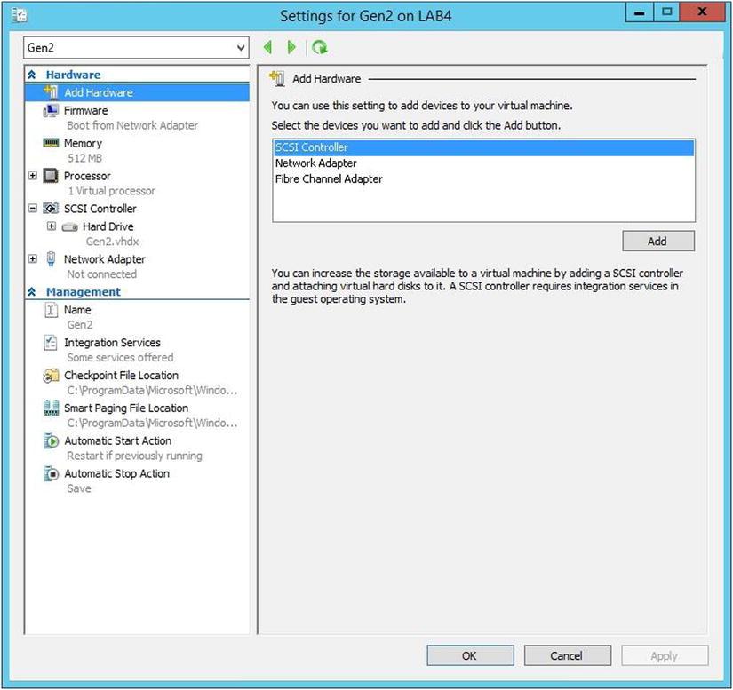 Hyper-V Basics | SpringerLink