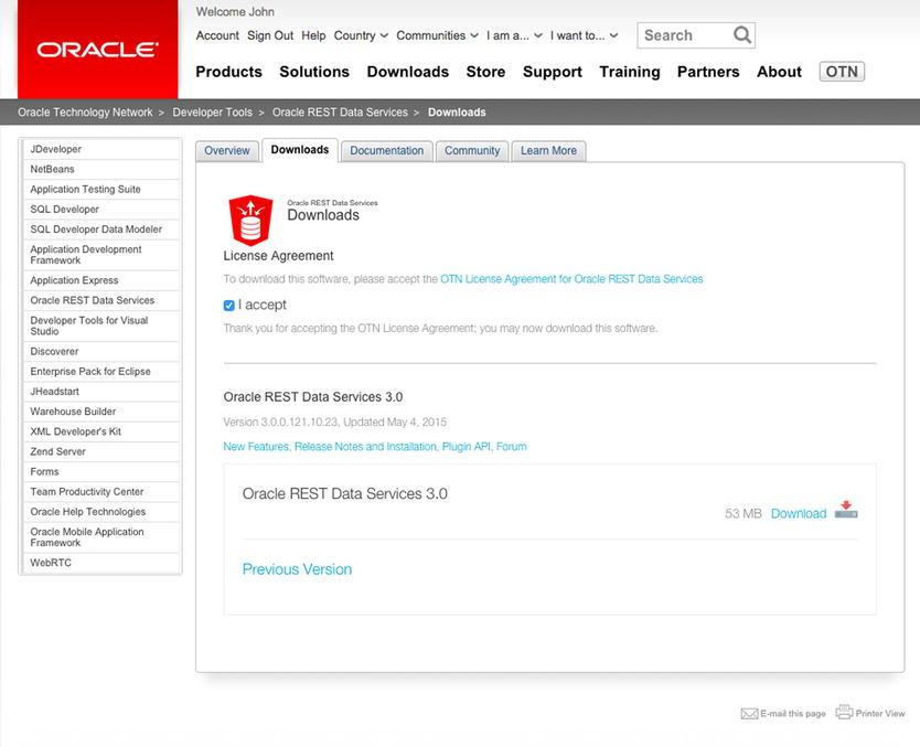 Oracle REST Data Services | SpringerLink