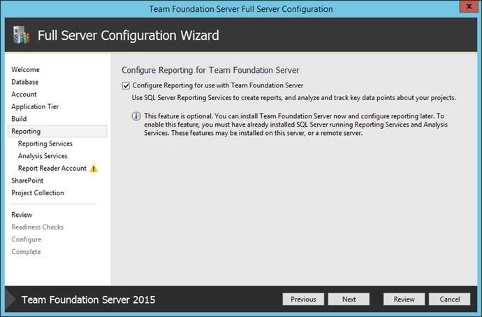 Installing Team Foundation Server | SpringerLink